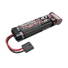 8.4V 5000mAh 7-Cell Flat NiMH Battery with TRA ID