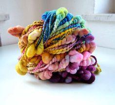 Handspun, Merino, Dyeing | by B.eňa
