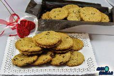 Galletas crujientes Ikea Ana Sevilla cocina tradicional Healthy Biscuits, Xmas Food, Ikea, Dessert Recipes, Desserts, Xmas Recipes, Cookies, Sweet Recipes, Tea Time
