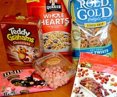 Happy Valentine's Day Trail Mix by carriecarbajal, via Flickr