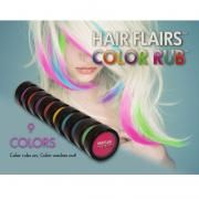 Temp hair color that rubs in and washes right out.. I want all of these !!