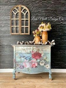 Home Furniture Design Key: 9170589269 Painting Wooden Furniture, Decoupage Furniture, Refurbished Furniture, Recycled Furniture, Colorful Furniture, Shabby Chic Furniture, Shabby Chic Decor, Rustic Furniture, Furniture Makeover
