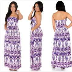 All Day Maxi Dress $40