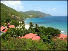Carambola resort in St. Croix, USVI. It has such a beautiful and secluded beach.