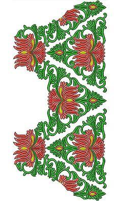 Bride Gypsy Embroidery Design