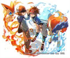 Mew Pokemon Card, Pokemon Fan Art, Cute Pokemon, Pokemon Couples, Black Pokemon, Original Pokemon, Pokemon Special, Pokemon Memes, Character Wallpaper