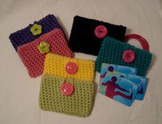 Free crochet pattern for iPod Cozy