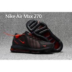 pretty nice 04873 1c11b Purchase Nike Air Max 270 Trainers KPU TPU Black Red