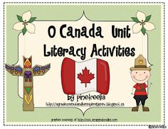 O Canada Unit Literacy Activities Police Activities, Literacy Activities, Toddler Activities, Homeschool Curriculum, Homeschooling, My Father's World, Preschool Themes, Science, Primary Classroom