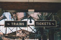 Buy a ticket and get on the train because an adventure awaits.
