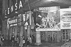 """Cine Censa, Montevideo, Uruguay. - .  Av. 18 de Julio 1710 esq. Magallanes. PERIODO: 09/04/1953 a 27/08/1989. CAPACIDAD: 2.715 butacas al inaugurarse, 2.515 butacas desde el 12/03/1954. DESPUES: """"Opera"""", desde el 20/10/1994. ESTRENOS: 905 films.  Fue la sala cinematográfica de mayor capacidad que ha existido en Montevideo. En su ex-tertulia se inauguraron el 20/10/1994 los cines """"Opera 1"""" y """"Opera 2"""""""