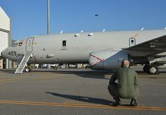 US Navy Sends Second P-8 Poseidon to Search for MH370