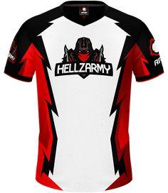 Sport Shirt Design, Sports Jersey Design, Sport T Shirt, Jersey Shirt, Tee Shirts, Foto Top, E Sport, Sports Uniforms, Shirt Template