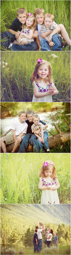 outdoor family  #family photography  #outdoor family portrait