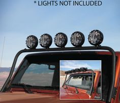 Jeep Wrangler JK Lighting mods including fog lights, headlights, light & mount combos, light bar & off-road lights, light bar & off-road mounts. Jeep Wrangler Jk, Jeep Wrangler Light Bar, Jeep Wrangler Quotes, Jeep Jk, Jeep Light Bar, Off Road Light Bar, Jeep Wrangler Accessories, Jeep Accessories, Overhead Lighting