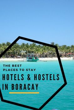 Looking for good recommendations on where to stay while in Boracay Island? Check out a few of our top picks