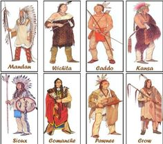 Free Tribes-of-the-Plains Indians minibook. Free Unit Study & Lapbook for homeschool history Plain Indians