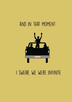 The Perks of Being A Wallflower Minimalistic Movie Poster-Notebit - Words - Movies Film Quotes, Book Quotes, 80s Quotes, Best Movie Quotes, Best Movie Posters, Perks Of Being A Wallflower Quotes, All The Bright Places, Movie Wallpapers, Phone Wallpapers