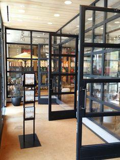 Commercial Steel Windows & Doors Portfolio