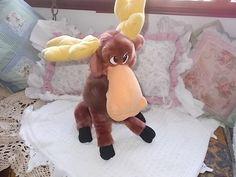 Vintage Liberty Stuffed Toys Moose, 1996, Vintage Stuffed Moose,Elk  toy, Vintage Toys, by Daysgonebytreasures on Etsy