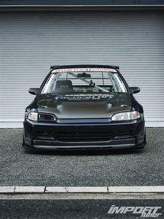 1992 Honda Civic EG - Art of Speed via ImportTuner.com