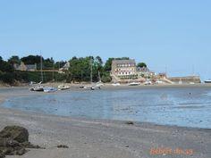 Saint Jacut de la mer, Bretagne-Côte d'Armor, Department 22.
