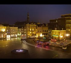 Den Bosch, Markt (The Netherlands)