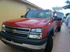 $21,000 - CHEVROLET SILVERADO 3500 2005  The truck is like new has a really nice color and has 6 new tires and all leather inside the truck is in really awsome shape. For more details please visit: http://goo.gl/JT95fN