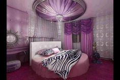 The best bedroom I've ever seen, I think