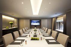 WAN INTERIORS:: Loews Regency Hotel by Rottet Studio LLC in New York, United Kingdom