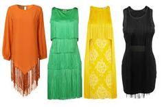fringe fashion trend - Google Search