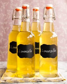 It has taken me far too long to discover how amazing — and how astoundingly easy — it is to make my own limoncello