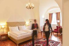 """Luxus Zimmer """"Graf von Hardegg"""""""