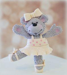 Miss Ballerina Teddy