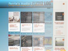 New Website Ferrie's Audio Collectie - Verhuizing naar een nieuwe website on http://on.dailym.net/2td4Blw #FerrieSAudioCollectie, #JohnFKennedy, #Verhuizing, #WoutBremer