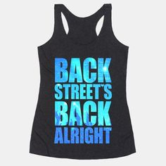 Backstreet's Back Alright!