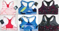 New One Nike Dri Fit Principle Geometric Sports Bra Women Select Color Size | eBay