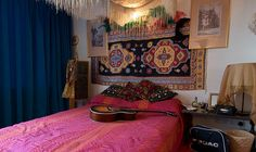 English is FUNtastic: Jimi Hendrix's London flat opens as a museum