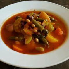 Slow Cooker Vegetarian Minestrone - Allrecipes.com