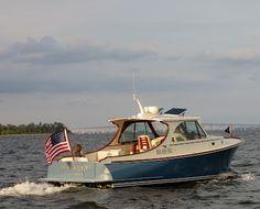 Hinckley Picnic Boat  in my dreams...