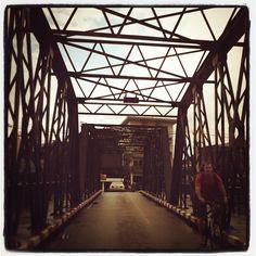 Historical Iron Bridge #chiangmai #thailand #structure #creative #gocreativer #dailyinspiration #inspiration #goodideas #architecture #goodolddays - @koradon- #webstagram