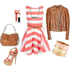 Great for summer and in the winter out that beautiful cool brown jacket over that dress and BAM! you will look amazing