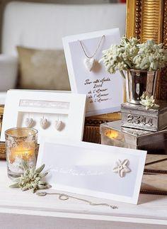 Des cartes de vœux décorées de pâte à modeler / Greeting cards with Plasticine