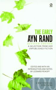 """This collection of Ayn Rand's early fiction—now including her previously unpublished short story, """"The Night King""""—ranges from beginner's exercises to excerpts from early versions of """"We the Living"""" and """"The Fountainhead."""" Arranged chronologically, from 1926-1940, these works allow readers to follow the extraordinary trajectory of Rand's literary and intellectual growth, from a 21-yr-old Russian immigrant struggling to master English to the brilliant prose stylist she became in her mature…"""