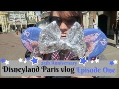 YouTube Disneyland Paris, 25th Anniversary, Youtube, Shopping, Fashion, Moda, La Mode, 25 Year Anniversary, Fasion