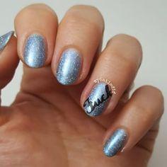 Get your sparkly nails did. Mani Pedi, Manicure And Pedicure, Sparkly Nails, How To Do Nails, Body Painting, Polish, Nail Art, Tattoos, Instagram Posts
