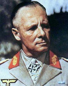 General Erwin Rommel.