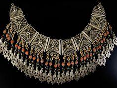 Rajasthani silver jewelry