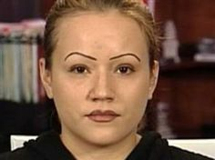 Eyebrows (Thin)
