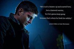 Jensen on Dean